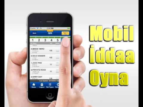 İddaa Oyna Mobil, Mobil İddaa Oynama Sitesi, Mobil İddaa Oynama Siteleri, Cepten İddaa Oyna
